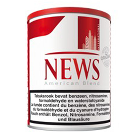 Tabac à rouler News rouge