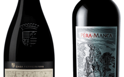 Two Portuguese wines ranked in the top 10 places
